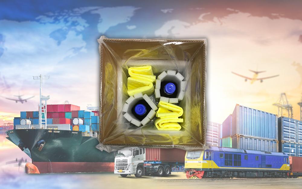 Regolamenti scatole ONU 4GB Safe&Clean
